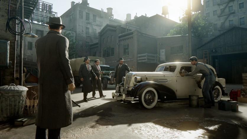 Screenshot 8 - Mafia: Definitive Edition