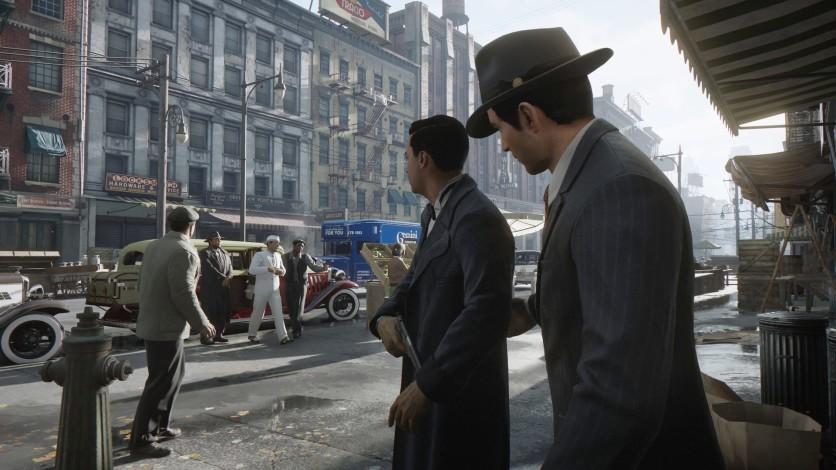 Screenshot 2 - Mafia: Definitive Edition