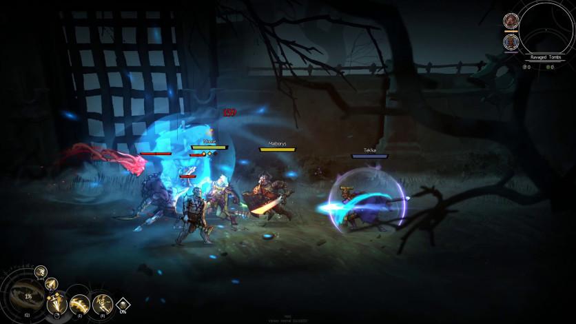 Screenshot 3 - Blightbound
