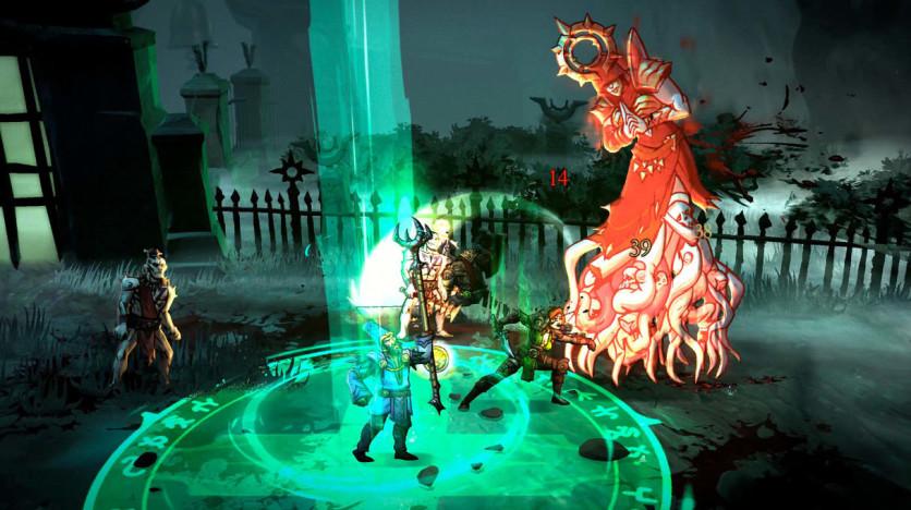 Screenshot 12 - Blightbound