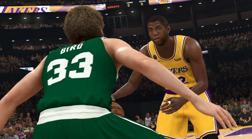 Screenshot 7 - NBA 2K21