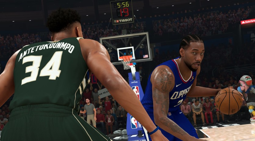 Screenshot 8 - NBA 2K21