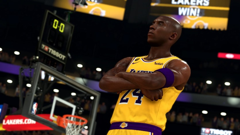Screenshot 6 - NBA 2K21 MAMBA FOREVER EDITION