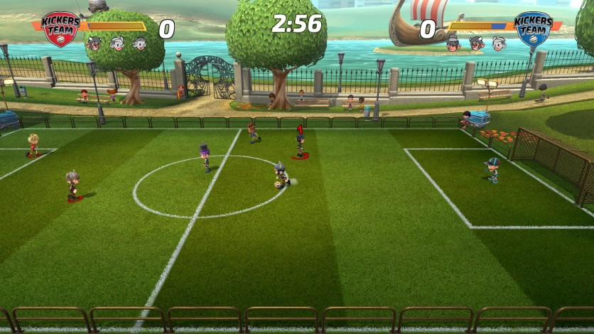 Screenshot 12 - Super Kickers League Ultimate