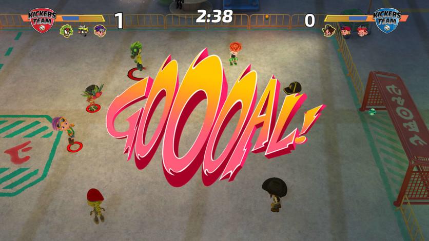 Screenshot 5 - Super Kickers League Ultimate