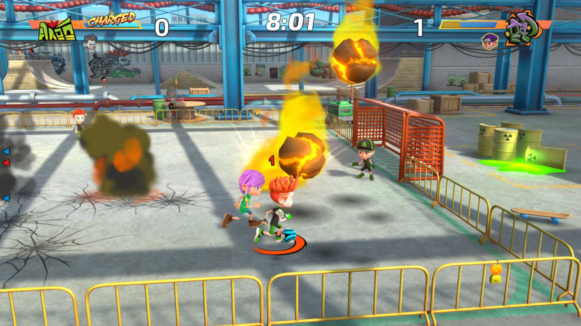 Screenshot 9 - Super Kickers League Ultimate