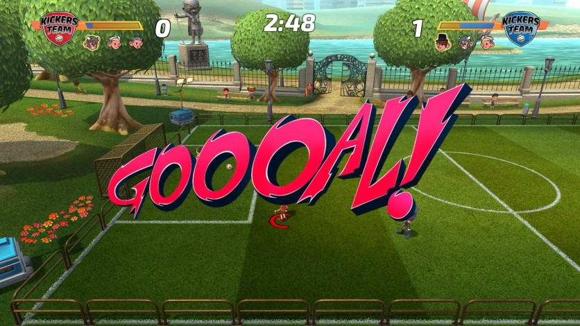 Screenshot 6 - Super Kickers League Ultimate