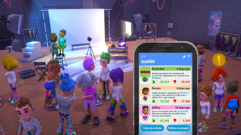 Screenshot 12 - Youtubers Life