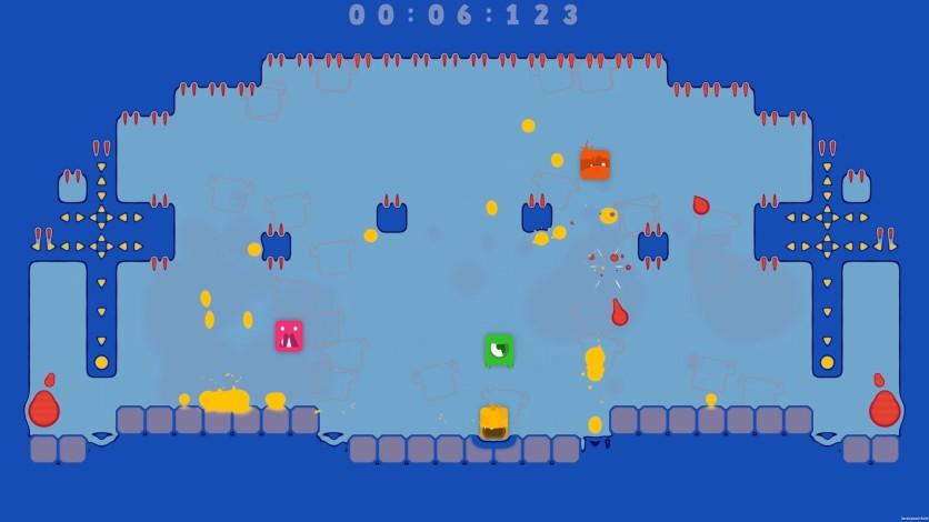 Screenshot 3 - Spitlings