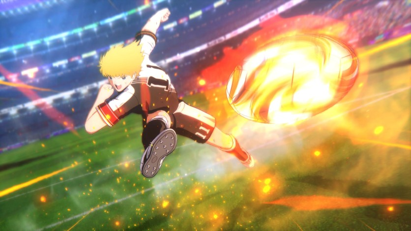 Screenshot 5 - Captain Tsubasa: Rise of New Champions