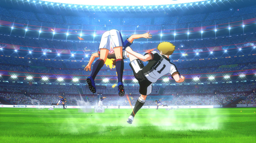 Screenshot 3 - Captain Tsubasa: Rise of New Champions
