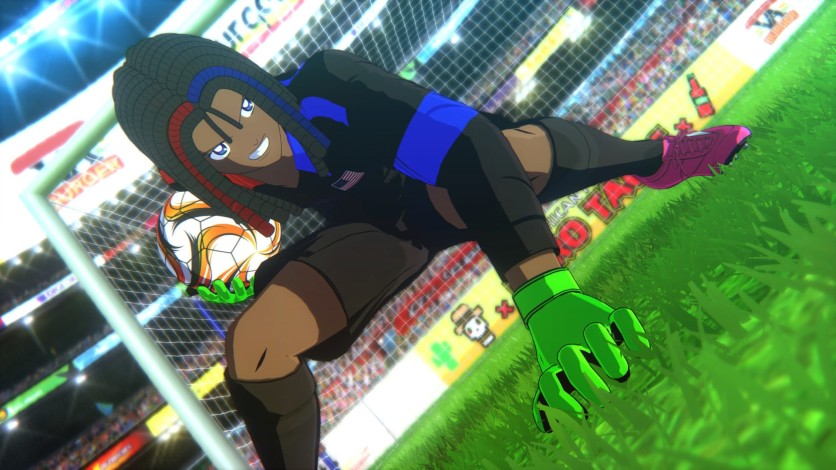 Screenshot 2 - Captain Tsubasa: Rise of New Champions