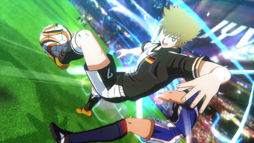 Screenshot 11 - Captain Tsubasa: Rise of New Champions - Deluxe