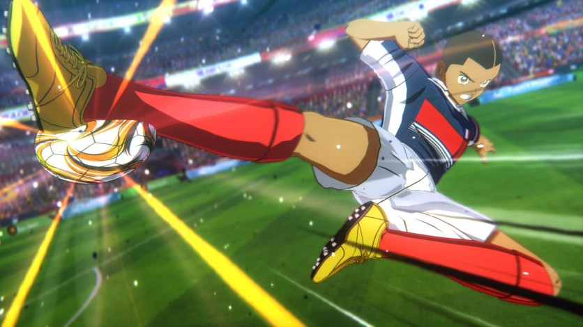 Screenshot 4 - Captain Tsubasa: Rise of New Champions - Deluxe