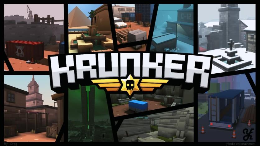 Screenshot 2 - Krunker - 60000 KR