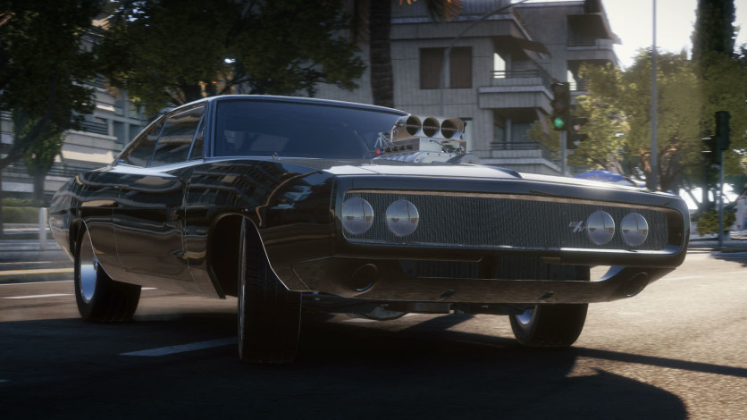 Screenshot 1 - FAST & FURIOUS CROSSROADS