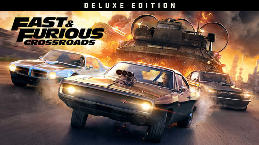 Screenshot 1 - FAST & FURIOUS CROSSROADS Deluxe Edition
