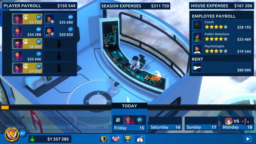 Screenshot 5 - Esports Life Tycoon