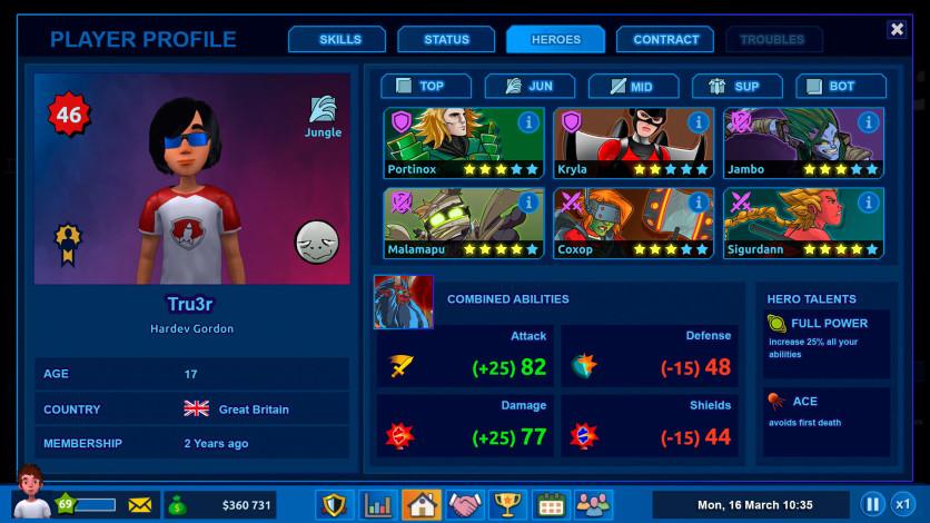 Screenshot 4 - Esports Life Tycoon