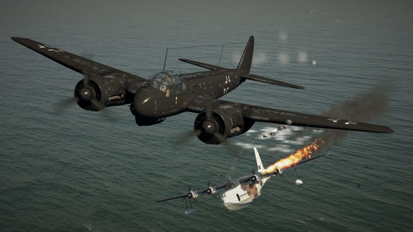 Screenshot 8 - IL-2 Sturmovik: Desert Wings - Tobruk