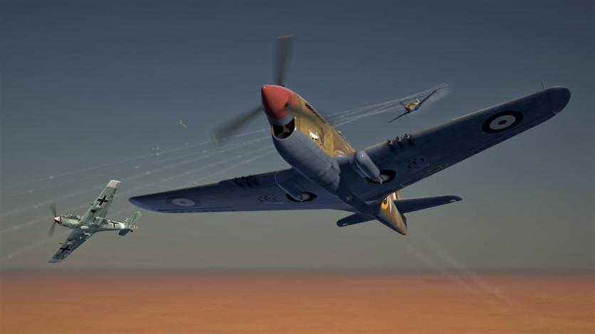 Screenshot 2 - IL-2 Sturmovik: Desert Wings - Tobruk