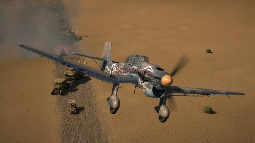 Screenshot 3 - IL-2 Sturmovik: Desert Wings - Tobruk