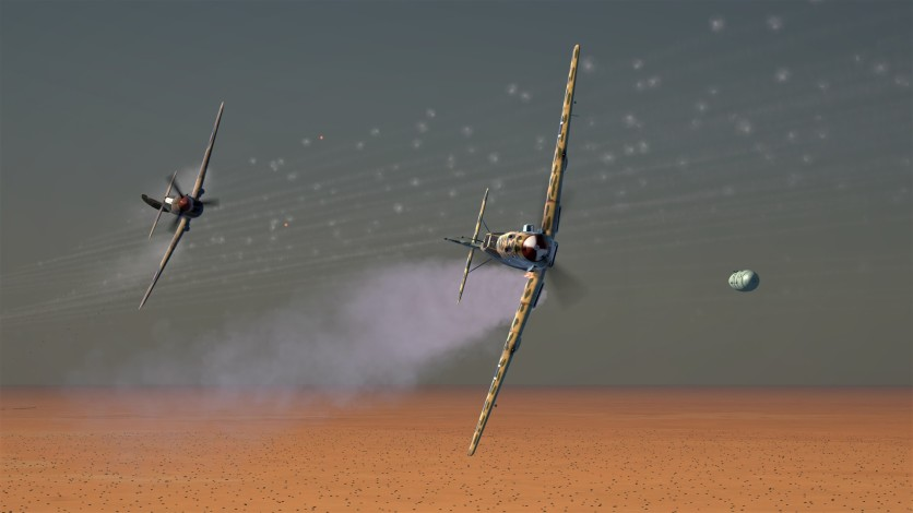 Screenshot 7 - IL-2 Sturmovik: Desert Wings - Tobruk