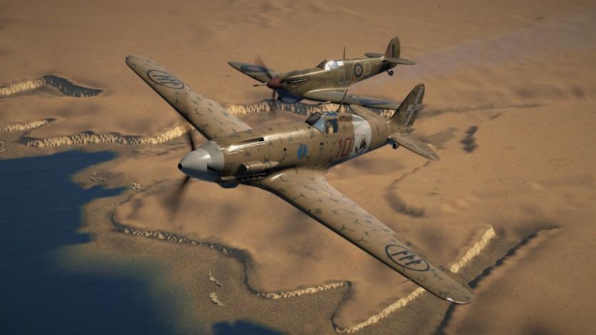 Screenshot 10 - IL-2 Sturmovik: Desert Wings - Tobruk