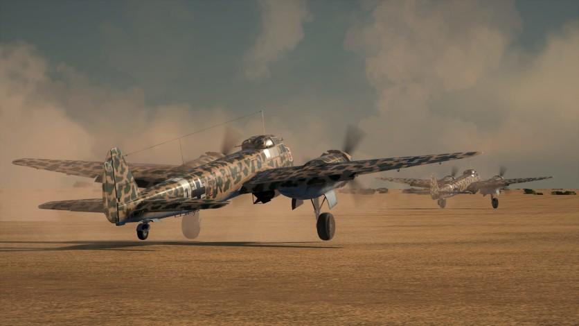 Screenshot 5 - IL-2 Sturmovik: Desert Wings - Tobruk