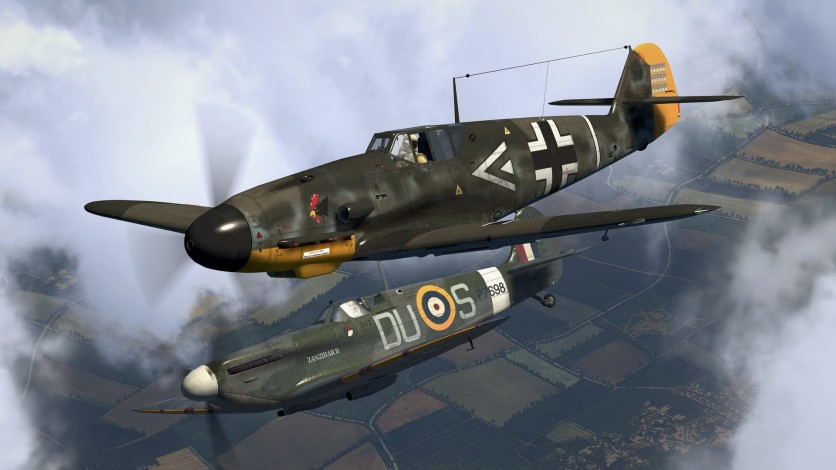 Screenshot 4 - IL-2 Sturmovik: Desert Wings - Tobruk
