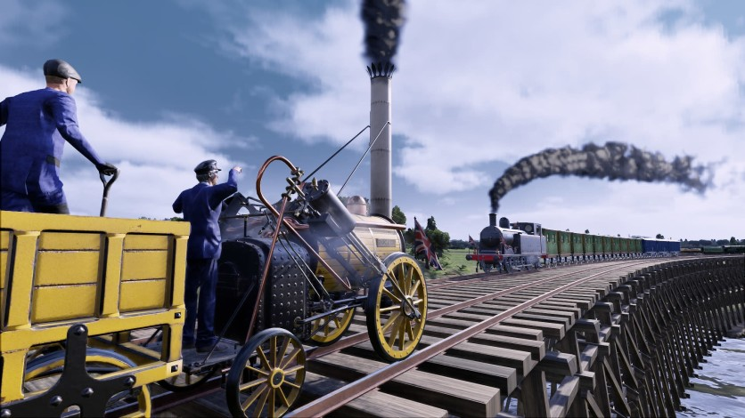 Screenshot 4 - Railway Empire Complete Collection