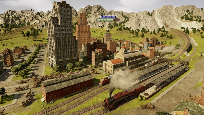 Screenshot 7 - Railway Empire Complete Collection