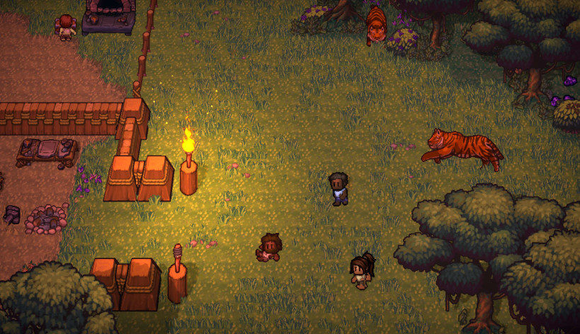 Screenshot 7 - The Survivalists