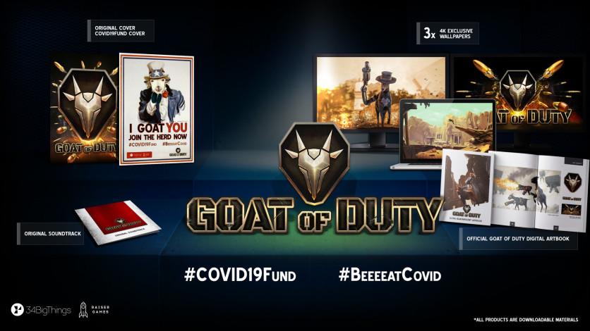 Screenshot 4 - Goat of Duty