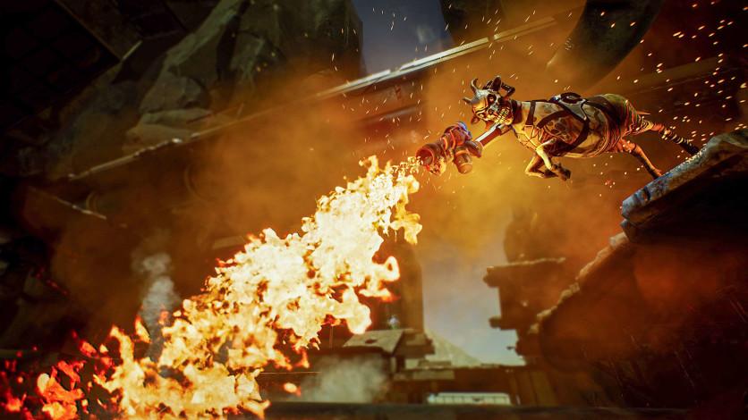 Screenshot 7 - Goat of Duty