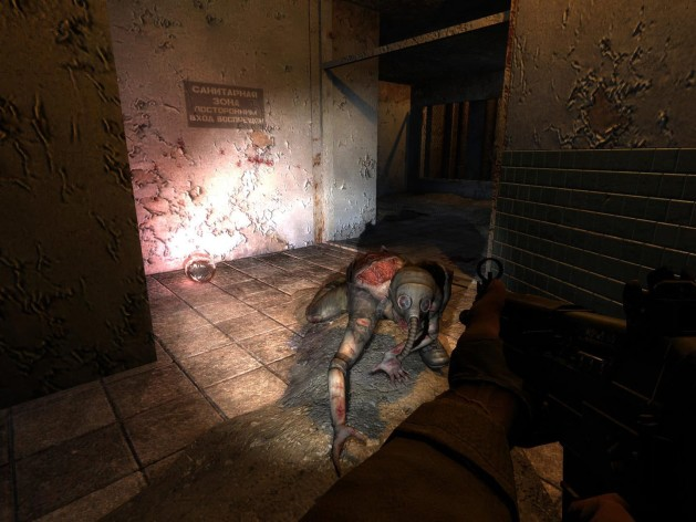 Screenshot 1 - S.T.A.L.K.E.R.: Shadow of Chernobyl