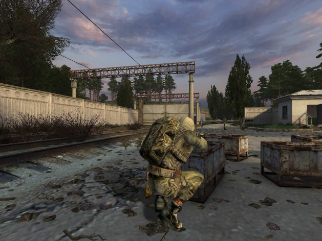 Screenshot 4 - S.T.A.L.K.E.R.: Shadow of Chernobyl