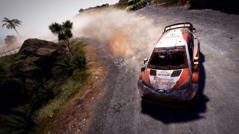 Screenshot 7 - WRC 9 Deluxe Edition