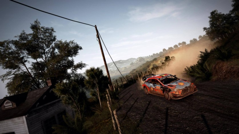 Screenshot 5 - WRC 9 Deluxe Edition