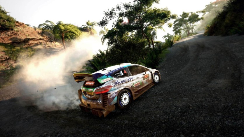 Screenshot 4 - WRC 9 Deluxe Edition