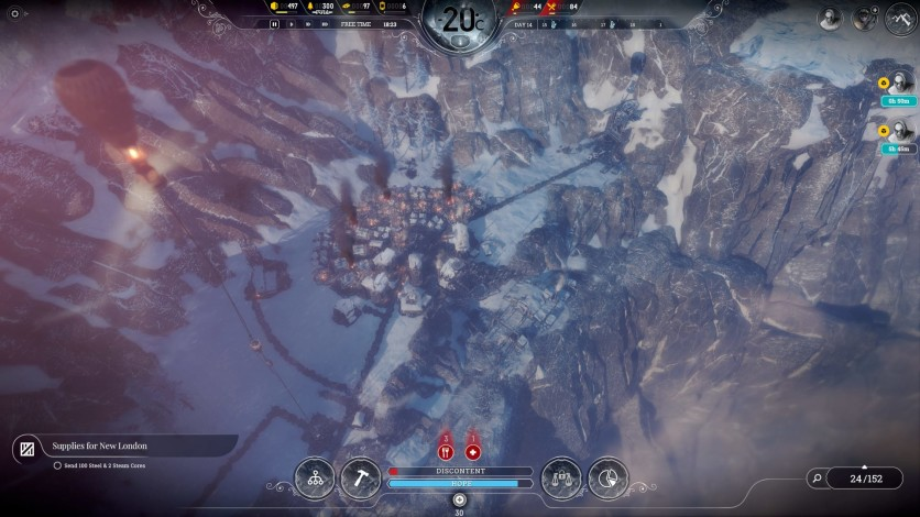 Screenshot 7 - Frostpunk: On The Edge
