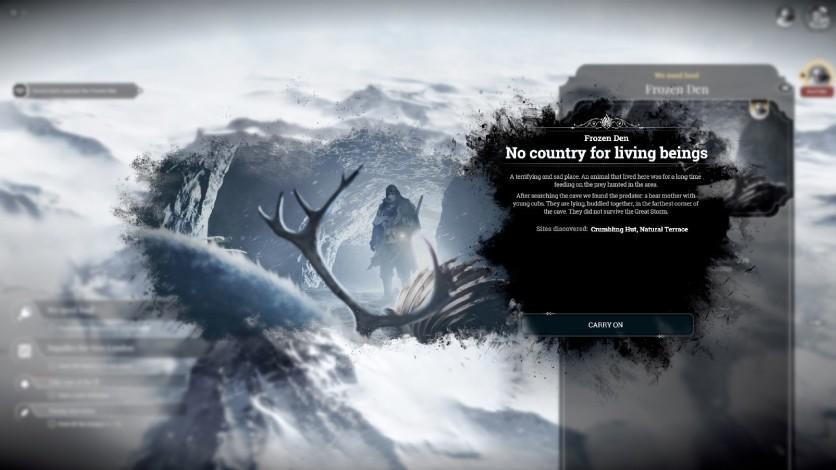 Screenshot 4 - Frostpunk: On The Edge