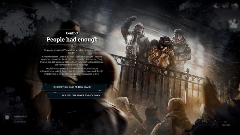 Screenshot 3 - Frostpunk: On The Edge