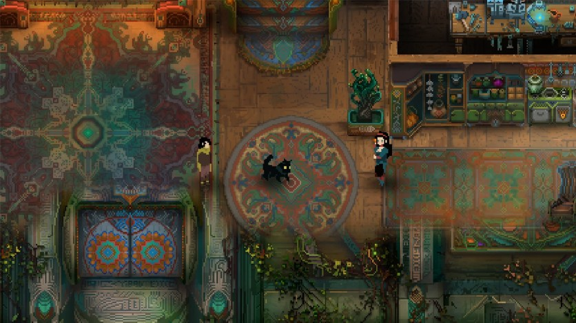 Screenshot 3 - Children of Morta: Paws and Claws