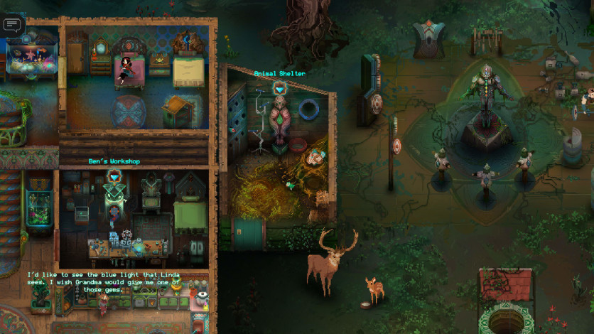 Screenshot 6 - Children of Morta: Paws and Claws