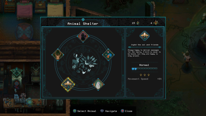 Screenshot 4 - Children of Morta: Paws and Claws