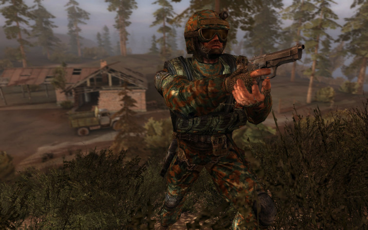 Screenshot 7 - S.T.A.L.K.E.R.: Call of Pripyat