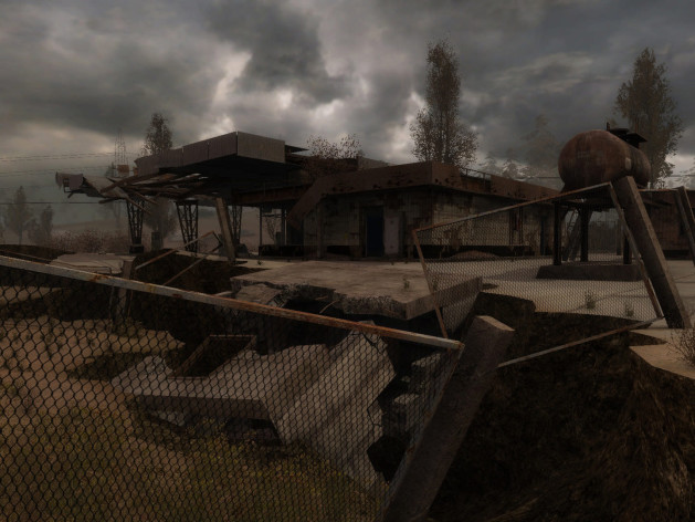 Screenshot 1 - S.T.A.L.K.E.R.: Call of Pripyat