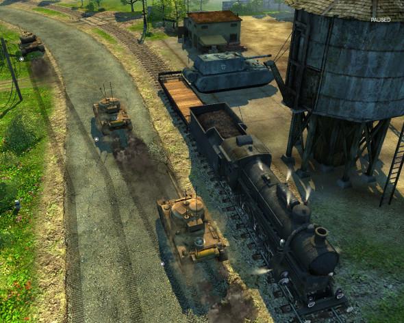 Screenshot 4 - Rush for Berlin Gold
