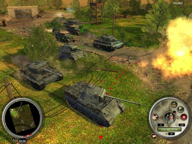Screenshot 6 - Rush for Berlin Gold
